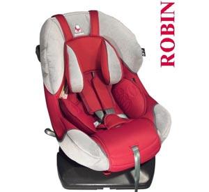 Fotelik samochodowy ROBIN