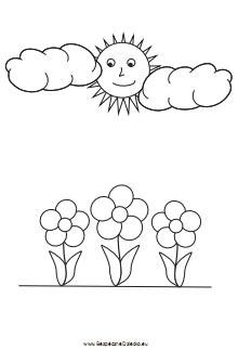 kolorowanka-kwiatki