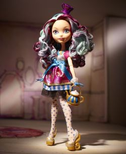 Ever After High_Maddie Hatter