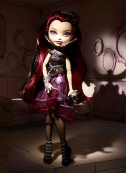Ever After High_Raven Queen