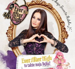 Natalia Szroeder dla Ever After High